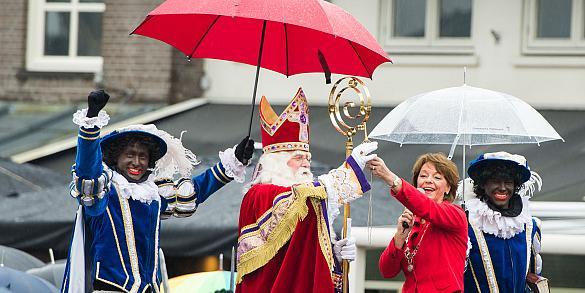 Sinterklaas in Helmond