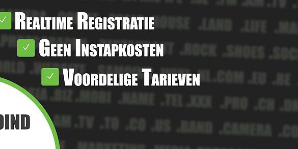 Ontvang een gratis .nu-domein bij uw .nl-domein!