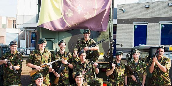 Landmachtdagen Helmond afgelopen