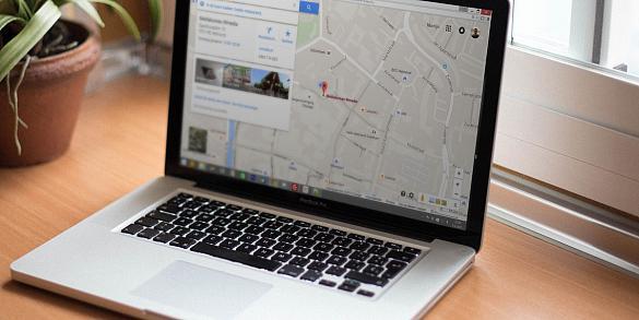Meer met Google Maps